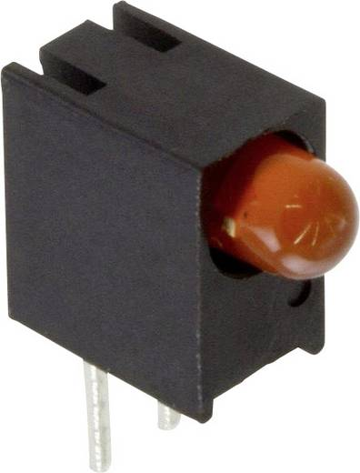 LED-Baustein Orange (L x B x H) 10.79 x 8.89 x 4.32 mm Dialight 551-2507F