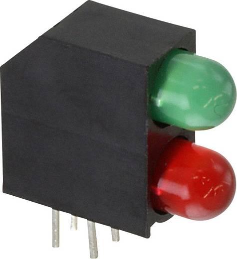 LED-Baustein Grün, Rot (L x B x H) 16.2 x 15.49 x 5.97 mm Dialight 552-0221F