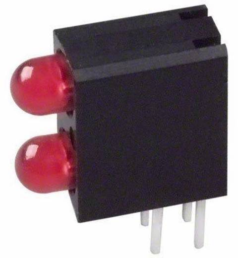 LED-Baustein Rot (L x B x H) 14.06 x 13.33 x 4.32 mm Dialight 553-0211-200F