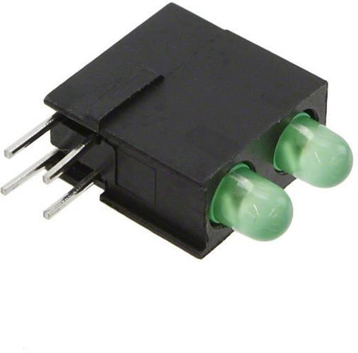 LED-Baustein Grün Dialight 553-0222-400F