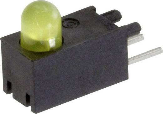 LED-Baustein Gelb (L x B x H) 12.28 x 8.2 x 4.6 mm Dialight 551-0303F