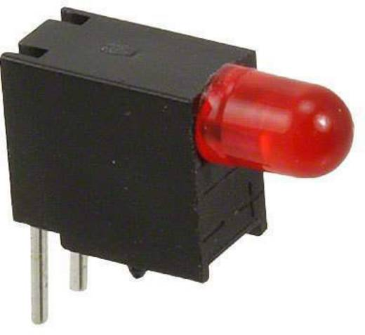 LED-Baustein Rot (L x B x H) 12.14 x 10 x 3.96 mm Dialight 551-0411F