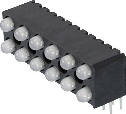 LED-Reihe Grün, Gelb Dialight 553-0744-306F