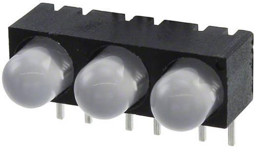 LED-Baustein Grün, Rot (L x B x H) 18.64 x 10.84 x 9.64 mm Dialight 550-3005-003F