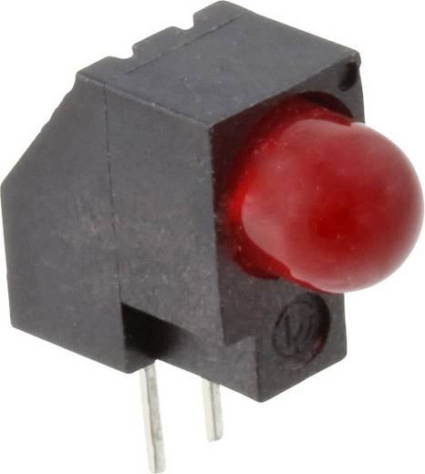 LED-Baustein Rot (L x B x H) 13.62 x 13.08 x 6.1 mm Dialight 550-5108F