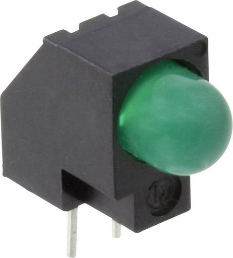 LED-Baustein Grün (L x B x H) 13.62 x 13.08 x 6.1 mm Dialight 550-5208F