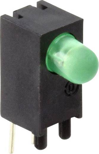LED-Baustein Grün (L x B x H) 12.28 x 8.2 x 4.6 mm Dialight 551-0603F