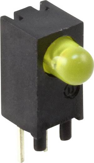 LED-Baustein Gelb (L x B x H) 12.28 x 8.2 x 4.6 mm Dialight 551-0703F