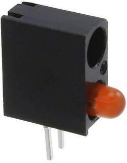 Elément LED Dialight 553-0107F orange (L x l x h) 13.34 x 11 x 4.32 mm 1 pc(s)