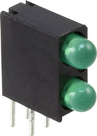 LED-Reihe Grün Dialight 553-0122-010F