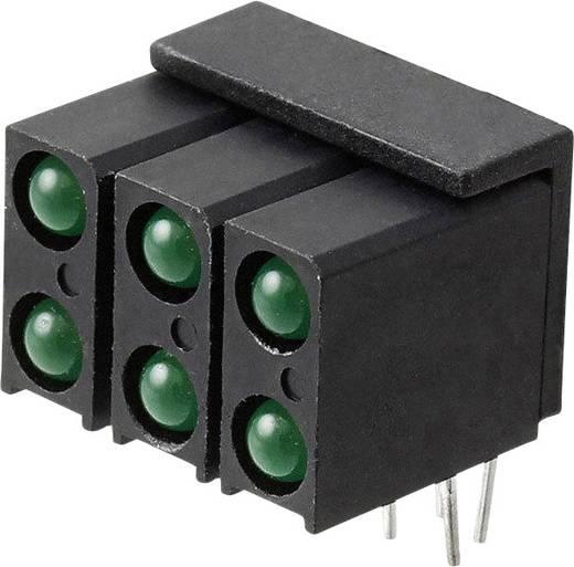 LED-Reihe Grün Dialight 553-0222-103F