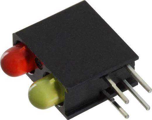 LED-Baustein Rot, Gelb (L x B x H) 13.33 x 11 x 4.32 mm Dialight 553-0313F