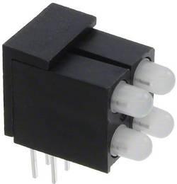 Rangée de LEDs Dialight 553-0711-202F rouge, vert 1 pc(s)