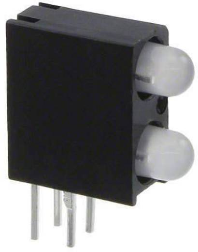LED-Baustein Gelb, Grün, Blau (L x B x H) 13.33 x 10.74 x 4.32 mm Dialight 553-0748-857F