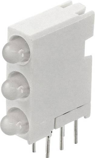 LED-Baustein Grün, Gelb (L x B x H) 18.92 x 14.32 x 4.32 mm Dialight 564-0700-815F