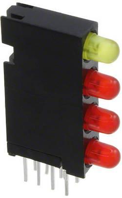 Elément LED Dialight 568-0103-111F rouge, jaune (L x l x h) 24 x 14.35 x 4.32 mm 1 pc(s)