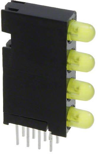 LED-Baustein Gelb Dialight 568-0203-333F