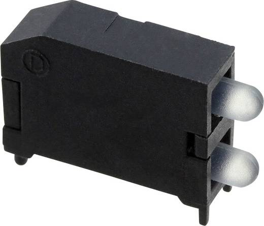 LED-Baustein Grün, Gelb (L x B x H) 16.89 x 11.56 x 4.57 mm Dialight 592-2422-302F