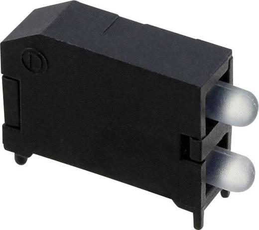 LED-Baustein Grün, Gelb (L x B x H) 16.89 x 11.56 x 4.57 mm Dialight 592-3131-302F
