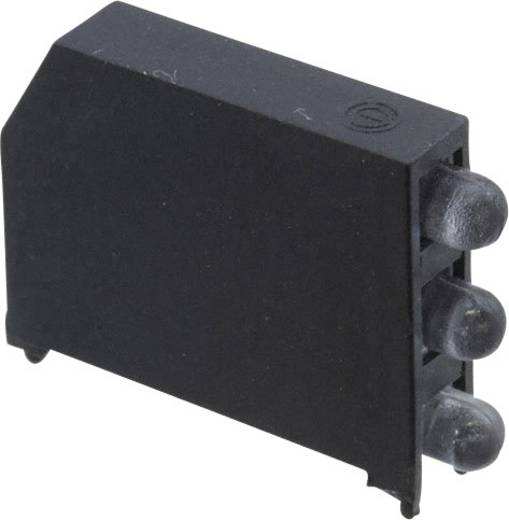 LED-Baustein Grün, Rot (L x B x H) 22.61 x 16.08 x 4.32 mm Dialight 5933-030-3000-2F