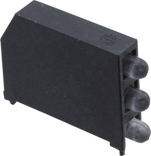 LED-Baustein Rot, Gelb (L x B x H) 22.61 x 16.08 x 4.32 mm Dialight 5933-232-3200-2F
