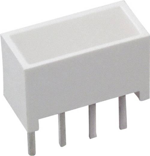 LED-Baustein Rot (L x B x H) 10.28 x 10.16 x 4.95 mm Broadcom HLCP-A100