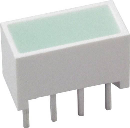 LED-Baustein Grün (L x B x H) 10.28 x 10.16 x 4.95 mm Broadcom HLMP-2500