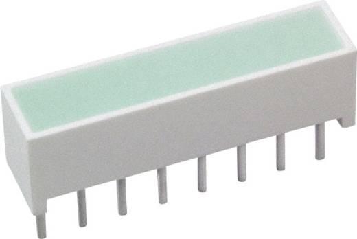 LED-Baustein Grün (L x B x H) 20.32 x 10.28 x 4.95 mm Broadcom HLMP-2550