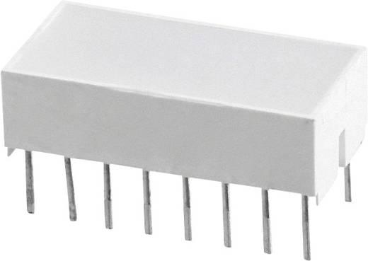 LED-Baustein Rot (L x B x H) 20.32 x 10.28 x 10.16 mm Broadcom HLMP-2685