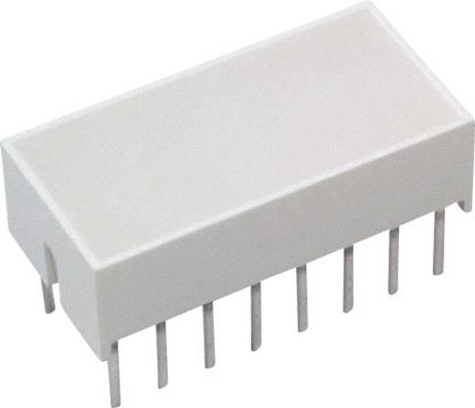 LED-Baustein Gelb (L x B x H) 20.32 x 10.28 x 10.16 mm Broadcom HLMP-2785