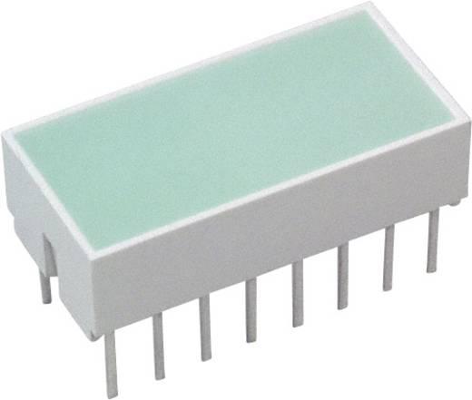 LED-Baustein Grün (L x B x H) 20.32 x 10.28 x 10.16 mm Broadcom HLMP-2885