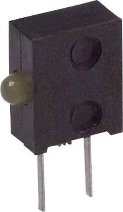 Elément LED Broadcom HLMP-6400-F0010 jaune (L x l x h) 11.05 x 6.6 x 2.62 mm 1 pc(s)