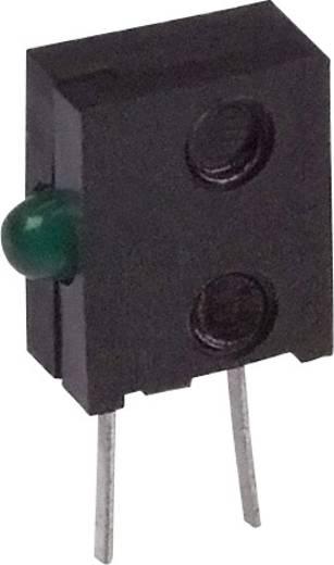 LED-Baustein Grün (L x B x H) 11.05 x 6.6 x 2.62 mm Broadcom HLMP-6500-F0010