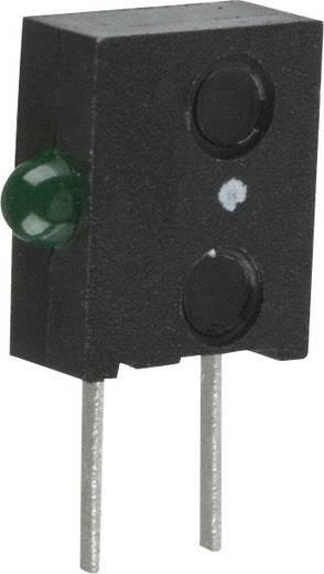 LED-Baustein Grün (L x B x H) 11.05 x 6.6 x 2.62 mm Broadcom HLMP-6820-F0010