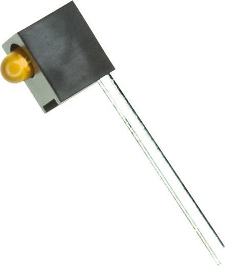 LED-Baustein Gelb (L x B x H) 15.41 x 8.84 x 4.65 mm Broadcom HLMP-1401-D00A1