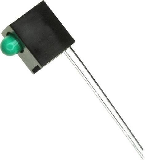 LED-Baustein Grün (L x B x H) 15.41 x 8.84 x 4.65 mm Broadcom HLMP-1503-C00A1