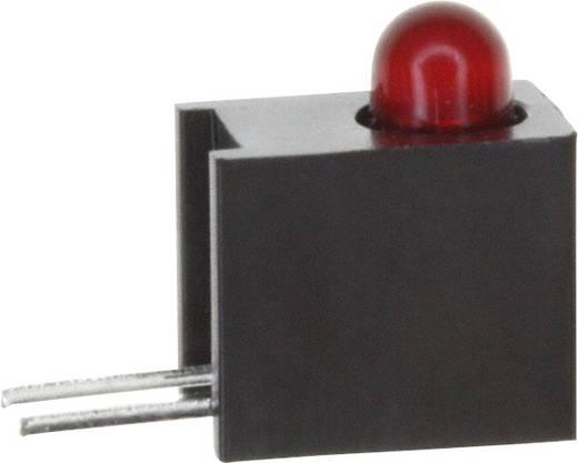 LED-Baustein Rot (L x B x H) 10.87 x 8.84 x 4.65 mm Broadcom HLMP-1700-B00A2