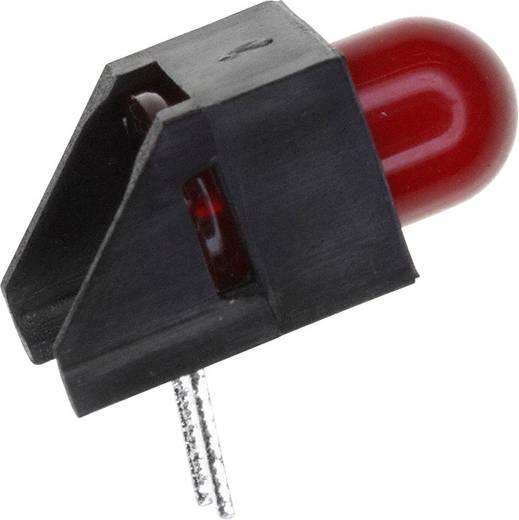 LED-Baustein Rot (L x B x H) 11.07 x 9.02 x 6.21 mm Broadcom HLMP-3301-F00B2
