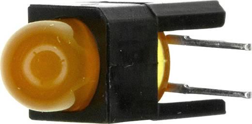 LED-Baustein Gelb (L x B x H) 11.07 x 9.02 x 6.21 mm Broadcom HLMP-3401-E00B2