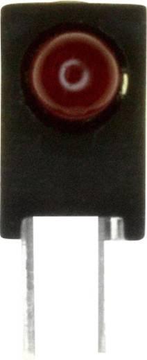LED-Baustein Rot (L x B x H) 10.87 x 8.84 x 4.65 mm Broadcom HLMP-1301-E00A2