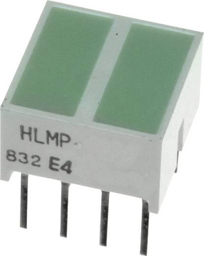 LED-Baustein Grün (L x B x H) 10.28 x 10.16 x 10.16 mm Broadcom HLMP-2800