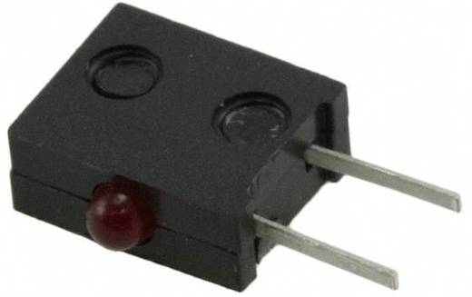 LED-Baustein Rot (L x B x H) 11.05 x 6.6 x 2.62 mm Broadcom HLMP-6300-F0010