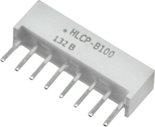 LED-Baustein Rot (L x B x H) 20.32 x 10.28 x 4.95 mm Broadcom HLCP-B100