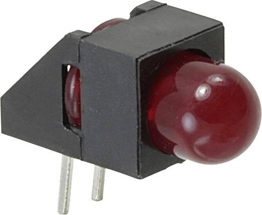 LED-Baustein Rot (L x B x H) 11.07 x 9.02 x 6.21 mm Broadcom HLMP-4700-C00B2