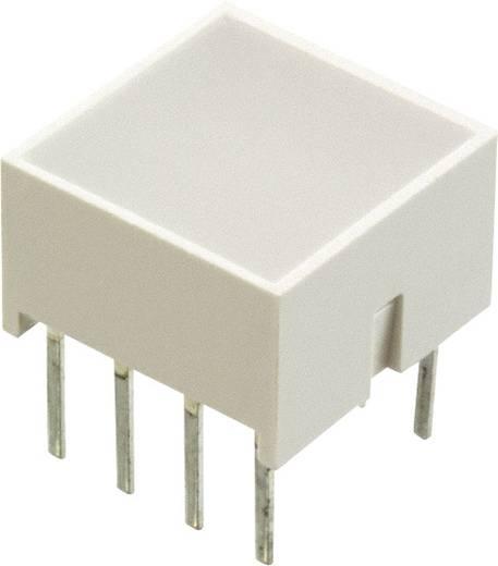 LED-Baustein Rot (L x B x H) 10.28 x 10.16 x 10.16 mm Broadcom HLCP-C100