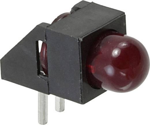 LED-Baustein Rot (L x B x H) 11.07 x 9.02 x 6.21 mm Broadcom HLMP-3600-D00B2
