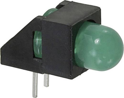 LED-Baustein Grün (L x B x H) 11.07 x 9.02 x 6.21 mm Broadcom HLMP-3962-F00B2