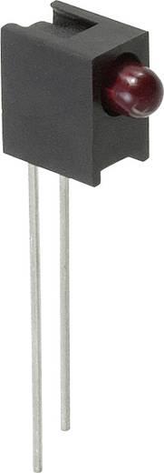 LED-Baustein Rot (L x B x H) 15.41 x 8.84 x 4.65 mm Broadcom HLMP-K150-C00A1