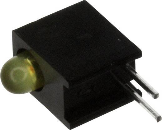 LED-Baustein Gelb (L x B x H) 10.87 x 8.84 x 4.65 mm Broadcom HLMP-1719-A00A2