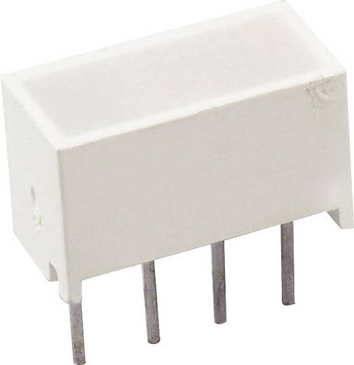 LED-Baustein Rot (L x B x H) 10.6 x 9.94 x 4.86 mm LUMEX SSB-LX2300IW